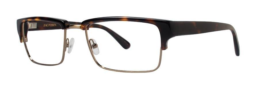 Zac Posen LEAD Tortoise Eyeglasses Size55-19-140.00