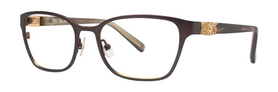 Vera Wang LILOU Horn Sunglasses Size52-17-137.00