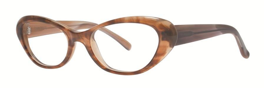 Vera Wang LINETTE Sun Suede Eyeglasses Size54--135.00