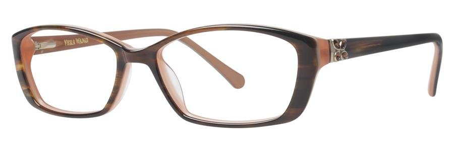 Vera Wang LISSOME Tortoise Eyeglasses Size53-16-140.00