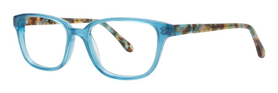 Lilly Pulitzer LOCKWOOD Aqua Tortoise Eyeglasses Size50-17-135.00