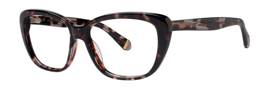 Zac Posen LORETTA Tortoise Eyeglasses Size52-15-130.00