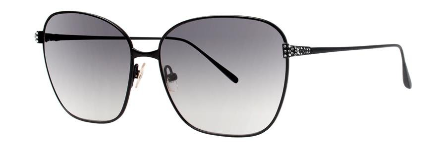 Vera Wang LUCCIOLA Black Sunglasses Size57-14-135.00