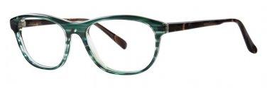Vera Wang LULA Emerald Eyeglasses Size52-15-135.00