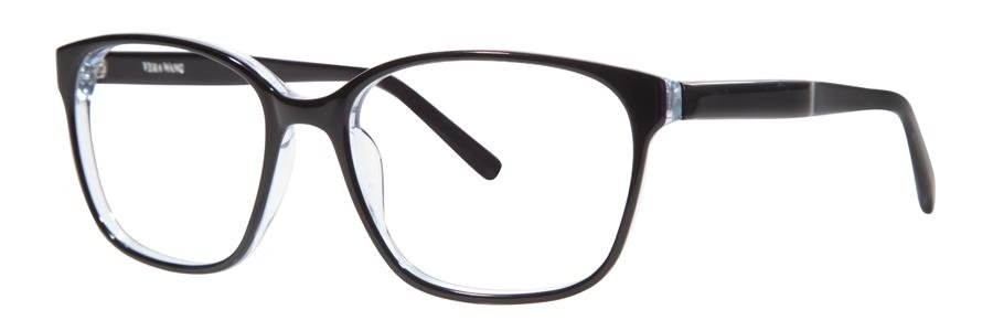 Vera Wang MACEE Black Eyeglasses Size54-17-140.00