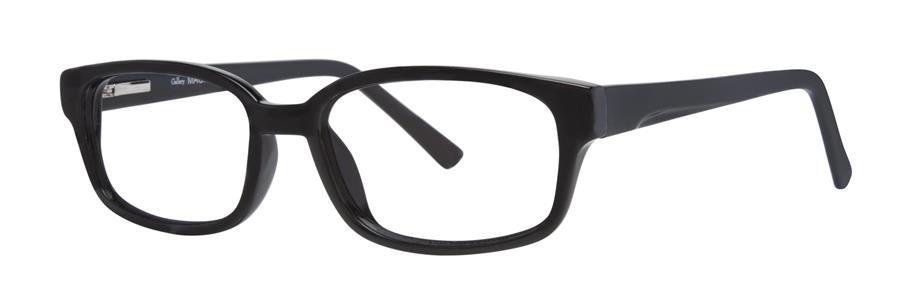 Gallery MACK Black Eyeglasses Size51-18-140.00