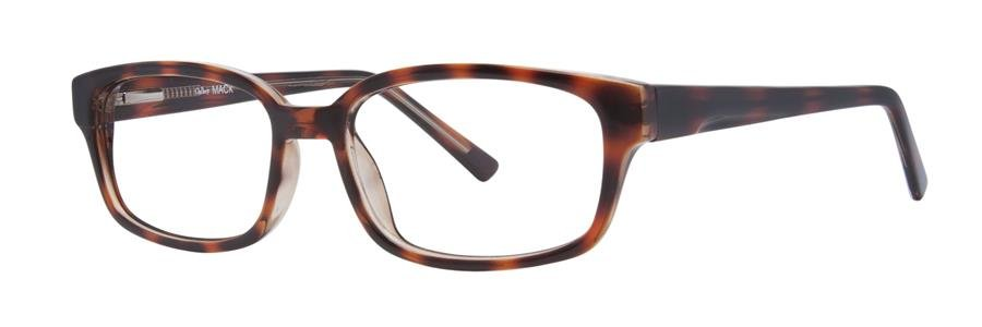 Gallery MACK Tortoise Eyeglasses Size51-18-140.00
