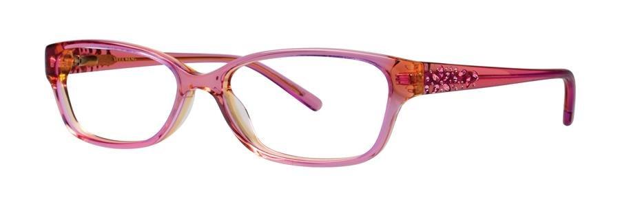 Vera Wang MAGNIFIQUE Fandango Eyeglasses Size52-15-135.00