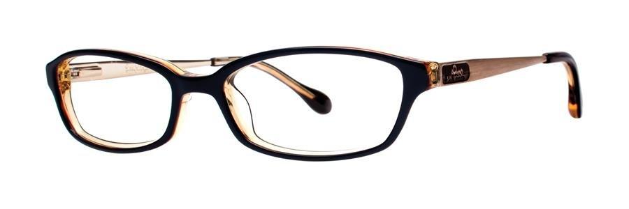 Lilly Pulitzer MAKENA Navy Eyeglasses Size52-16-140.00