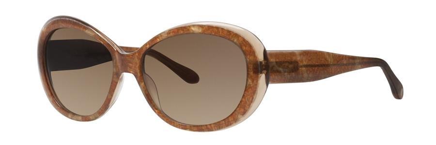 Lilly Pulitzer MAREN Brown Sunglasses Size55-16-135.00