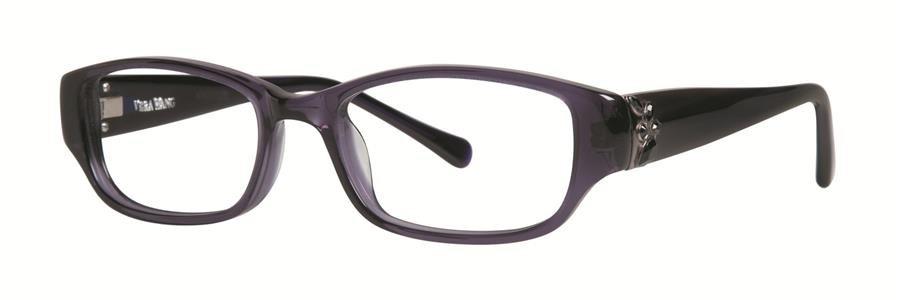 Vera Wang MARINDA Amethyst Eyeglasses Size48-17-130.00