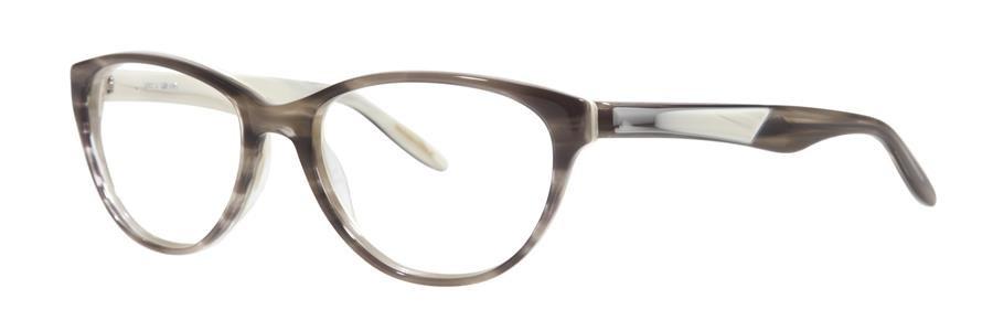Vera Wang MAURELLE Noir Horn Eyeglasses Size54-17-135.00