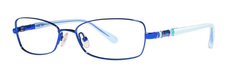 Lilly Pulitzer MAYBELL Navy Eyeglasses Size53-16-135.00