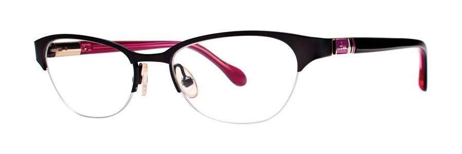 Lilly Pulitzer MCCOY Dark Gunmetal Eyeglasses Size50-17-135.00
