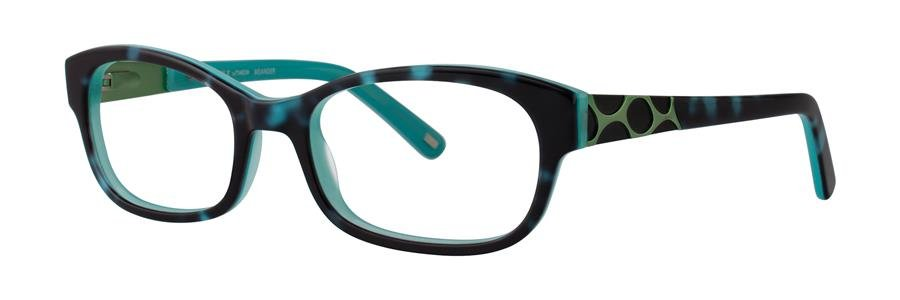 Timex MEANDER Aqua Eyeglasses Size49-17-130.00