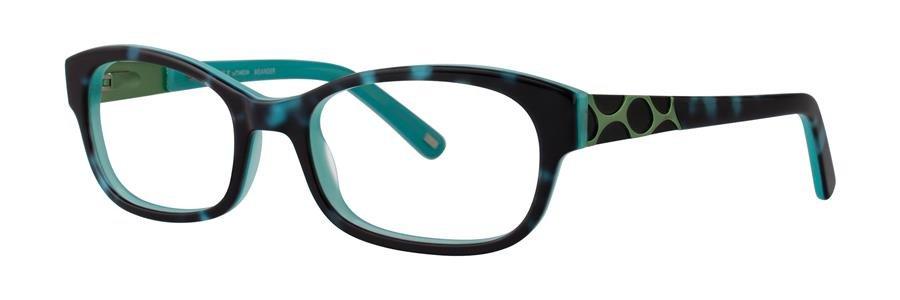 Timex MEANDER Aqua Eyeglasses Size51-17-135.00