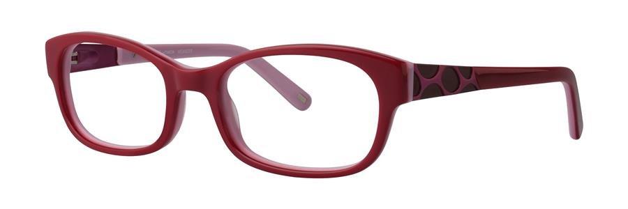 Timex MEANDER Cherry Eyeglasses Size49-17-130.00