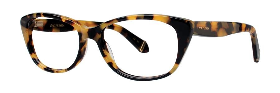 Zac Posen MELINA Tortoise Eyeglasses Size53-16-135.00