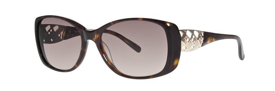 Vera Wang MERIEL Tortoise Sunglasses Size56-17-135.00
