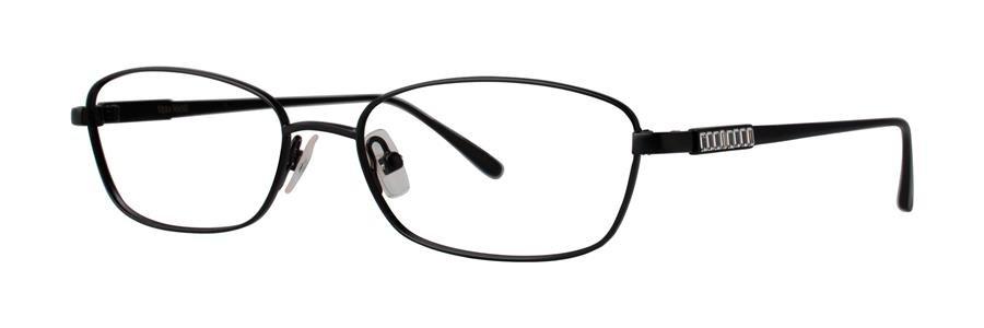 Vera Wang MIRIAM Black Eyeglasses Size53-16-137.00