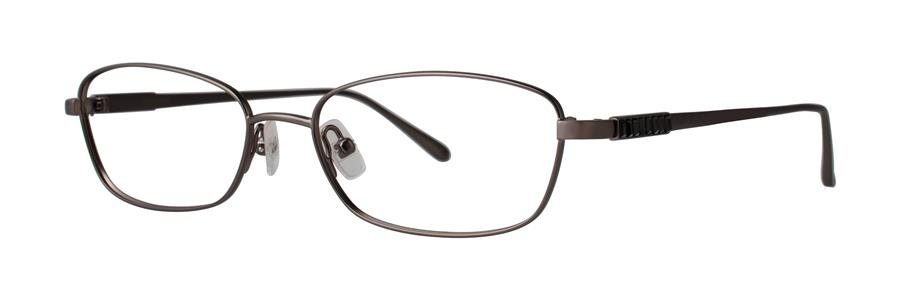 Vera Wang MIRIAM Gunmetal Eyeglasses Size53-16-137.00