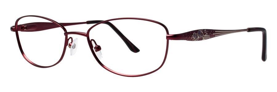 Dana Buchman NABILA Scarlet Eyeglasses Size53-17-135.00