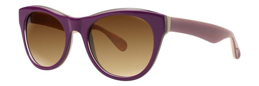 Vera Wang NASTYA 04 Magenta Sunglasses Size54-19-135.00