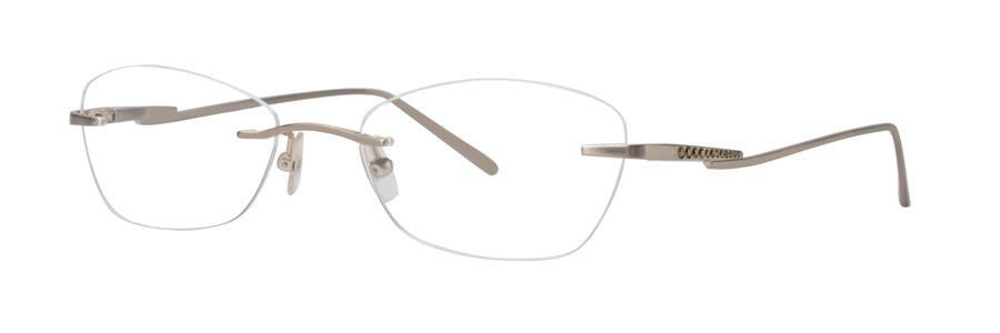Vera Wang NEBULOSA Gold Eyeglasses Size51-18-135.00