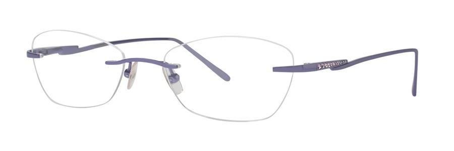 Vera Wang NEBULOSA Lilac Eyeglasses Size51-18-135.00