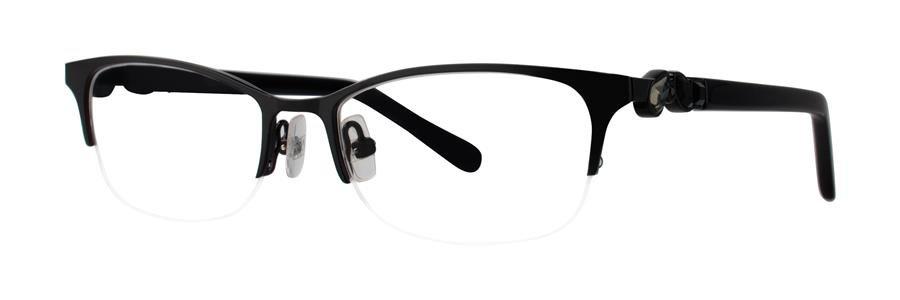 Vera Wang NEDAJ Black Eyeglasses Size52-16-140.00