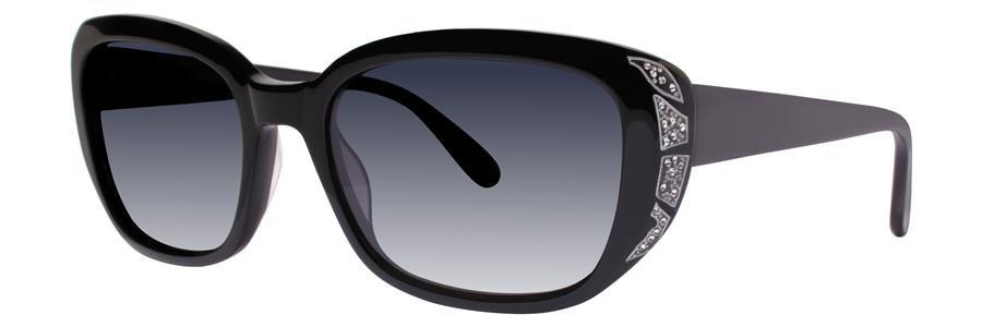 Vera Wang NEVELA Black Sunglasses Size55-18-130.00