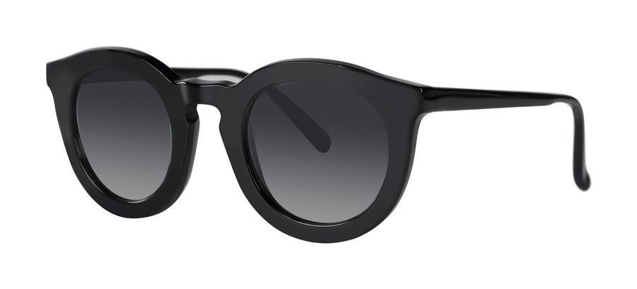 Vera Wang NOLITA Black Sunglasses Size00-24-140.00