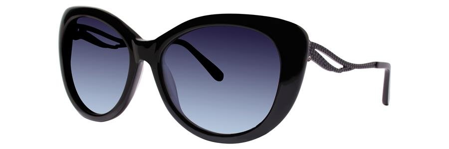 Vera Wang ODALA Black Sunglasses Size57-16-135.00