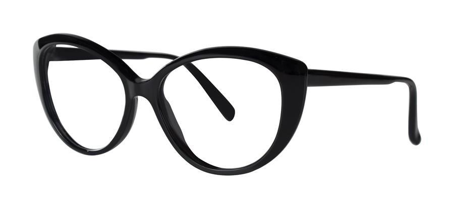 Vera Wang OPHELIA Black Eyeglasses Size00-14-140.00