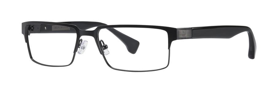 Republica OXFORD Black Eyeglasses Size55-17-140.00