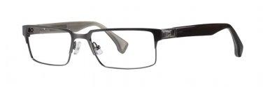 Republica OXFORD Gunmetal Eyeglasses Size55-17-140.00