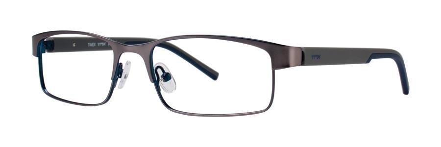 Timex PACE Gunmetal Eyeglasses Size52-17-135.00