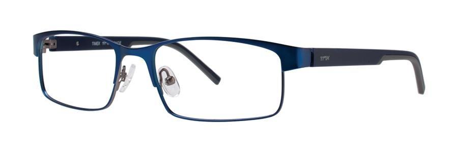 Timex PACE Navy Eyeglasses Size50-17-135.00