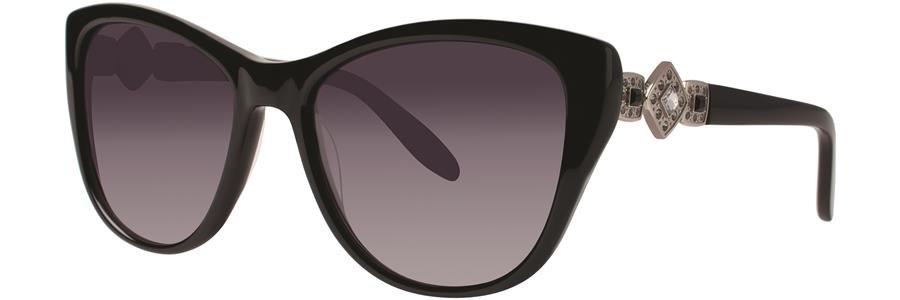 Vera Wang PANNA Black Sunglasses Size54-17-130.00