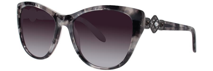 Vera Wang PANNA Grey Tortoise Sunglasses Size54-17-130.00