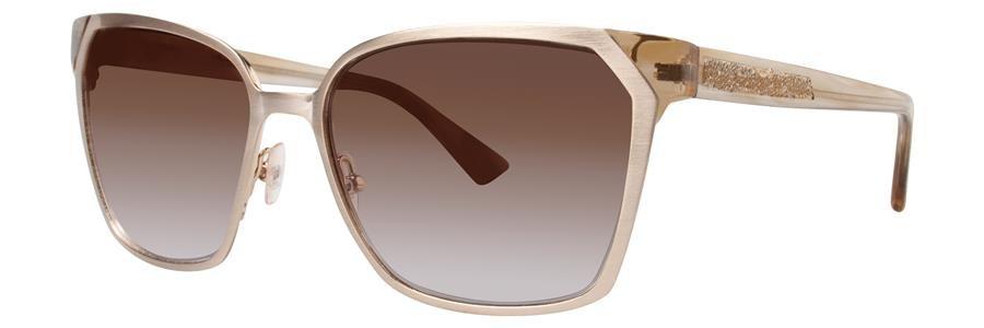Vera Wang PETALINE Gold Sunglasses Size57-17-135.00