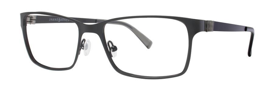 Jhane Barnes PHASE Black Eyeglasses Size53-17-135.00