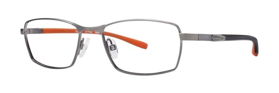 Timex POINT Gunmetal Eyeglasses Size47-16-130.00