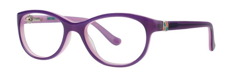 kensie POSY Grape Eyeglasses Size45-15-120.00