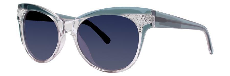 Vera Wang PRESTA Blue Sunglasses Size52-17-135.00
