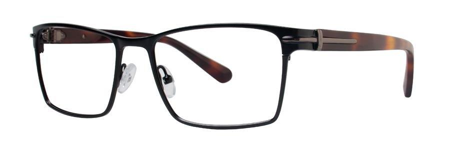 Zac Posen PRODUCER Black Eyeglasses Size56-17-145.00