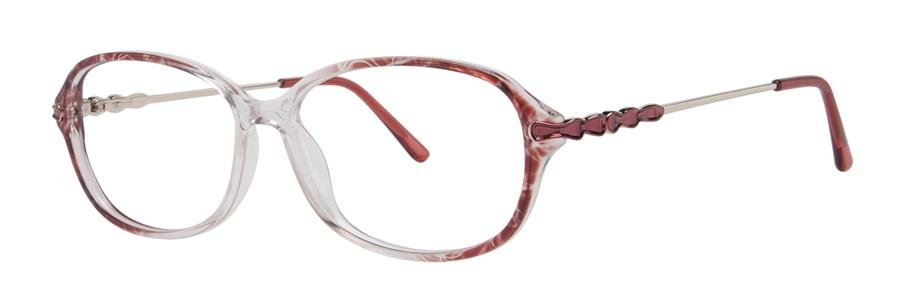 Destiny PRUE Rose Eyeglasses Size55-13-135.00