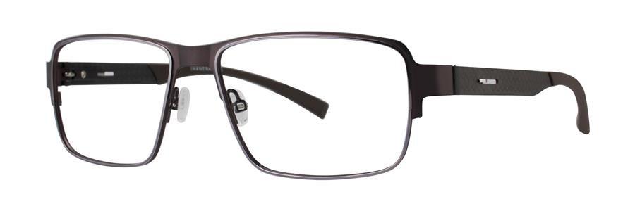 Jhane Barnes QUANTITATIVE Brown Eyeglasses Size58-16-150.00