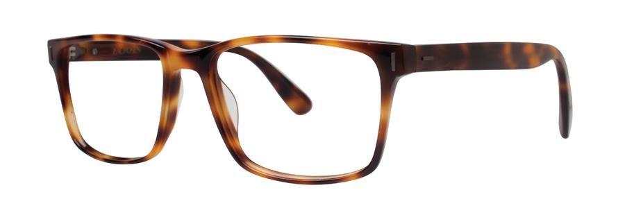 Zac Posen RACER Tortoise Eyeglasses Size57-17-148.00