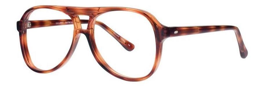 Gallery RAYMOND D Amber Eyeglasses Size46-20-135.00